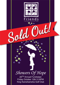 Showers of Hope Fundraiser - Sold Out